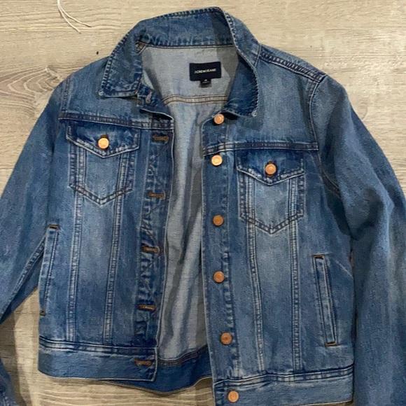 J.Crew Jean jacket size medium